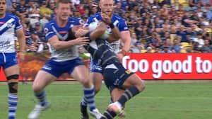 Jack Hetherington Staring At A Six Week Ban For This 'Clothesline' Tackle
