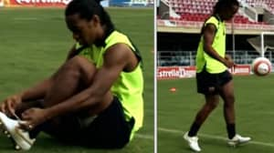 The First YouTube Video To Reach A Million Views Had To Be Ronaldinho