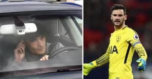 Hugo Lloris Arrested Ahead Of Manchester United Clash