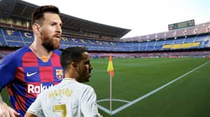 La Liga Want Barcelona vs Real Madrid To Be Moved On October 26th