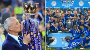 Five Years Ago Today, Leicester City Were Crowned Premier League Champions In Ultimate Fairytale Story
