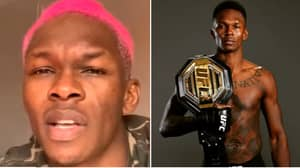 Israel Adesanya Names The UFC Super-Fight He Really Wants After Paulo Costa