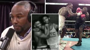 Lennox Lewis Reveals What Happened In Sparring With A Young Mike Tyson