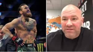 Dana White Explains What Sets Conor McGregor Apart From The UFC GOATs