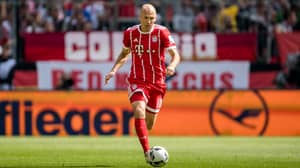 Arjen Robben Linked With Bizarre Move Away From Bayern