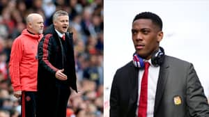 Angry Solskjaer 'Blasts' Anthony Martial In Front Of The Entire Manchester United Dressing Room