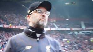 Jurgen Klopp Didn't Enjoy Liverpool's 0-0 Draw With Manchester United