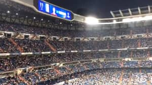 Real Madrid Fans Cheer Kostas Manolas' Name Before Kick-Off After His Goal Against Barcelona