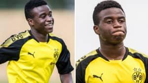 Borussia Dortmund Coaches Argue Over The Age Of Youssoufa Moukoko