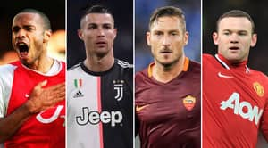 European Football's Greatest Striker Of The Last 20 Years Has Been Revealed