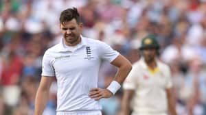 Jimmy Anderson Denied Knighthood Over Fears Of Aussie Sledging During The Ashes