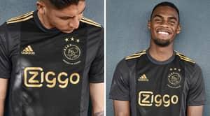 Ajax's Third Kit For The 2020/21 Season Looks Incredible