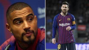 Old Kevin-Prince Boateng Tweet About Cristiano Ronaldo Goes Viral