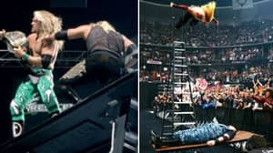 When The Triple Threat Ladder Match Stole The Show At WrestleMania 2000