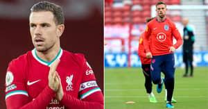 Liverpool's Jordan Henderson Slammed As 'Selfish' For Playing In Euros