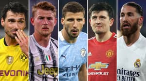 The Top 50 Defenders In World Football Right Now Have Been Named And Ranked