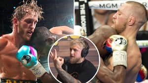 Jake Paul Claims Logan 'Did Better Than Conor McGregor' In Floyd Mayweather Fight