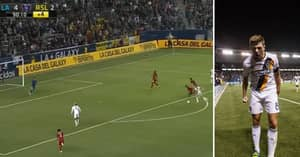 WATCH: Steven Gerrard Scores Delightful Solo Goal For LA Galaxy