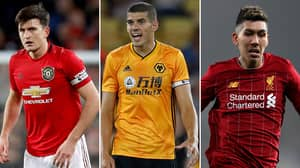 The 20 Premier League Stars Who Have Played The Most Minutes This Season