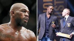 Jon Jones 'Arrested For Domestic Violence And Tampering With A Vehicle'