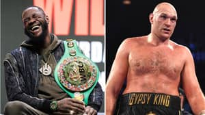 Deontay Wilder Claims Tyson Fury Is Scheming A 'Master Plan' To 'Cheat' Again