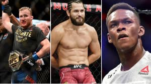 The 20 Best Active UFC Fighters Have Been Named By MMA Fans