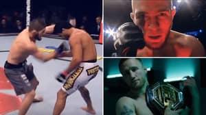 Spine-Tingling Promo For Khabib Nurmagomedov Vs Justin Gaethje At UFC 254 Has Dropped