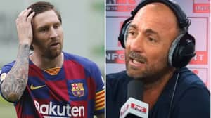 Lionel Messi Shockingly Branded 'Half Autistic' In Christophe Dugarry's Antoine Griezmann Rant