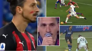 Zlatan Ibrahimovic Highlights Shows He's The GOAT Of Scoring Incredible Goals