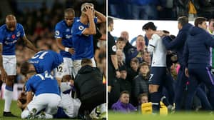 Cenk Tosun Recalls The Moment Of Rushing To Andre Gomes After His Horrific Injury