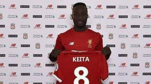 Naby Keita To Become A Liverpool Player On Sunday