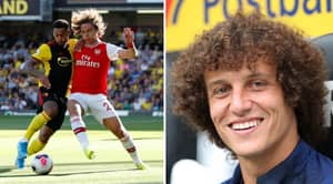David Luiz Already Conceded Two Penalties For Arsenal In Comparison To The Three In 160 Matches At Chelsea
