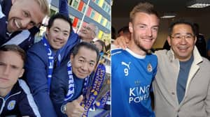 Leicester City Players Pay Tribute To Vichai Srivaddhanaprabha