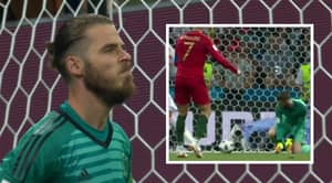 Fans Think They Have Found The Exact Moment That 'Broke' David De Gea