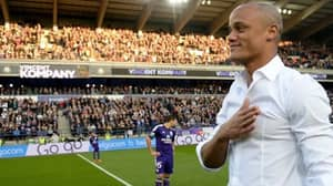 Vincent Kompany Is About To Make His First Signing As Anderlecht Manager