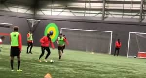 WATCH: Liverpool Outcast Mamadou Sakho Plays Like a Boss in Training