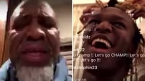 Shannon Briggs And KSI Go To War In Back-And-Forth Spat On Instagram Live