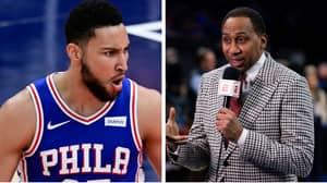Stephen A. Smith Reckons Ben Simmons Is 'Constantly Babied'