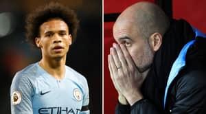 Leroy Sane Tells Bayern Munich Teammate David Alaba To Avoid Manchester City