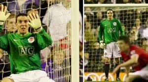 It's The 12-Year Anniversary Of John O'Shea's Goalkeeping Masterclass