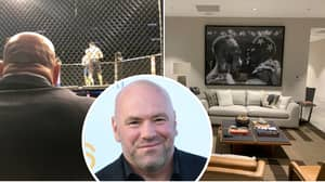 Why Dana White Will Be Watching UFC Fight Night From His Office Instead Of Octagon Side