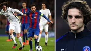 Adrien Rabiot Reportedly Reaches Agreement To Join Barcelona