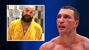 "Wladimir Klitschko Finally Speaks Out On Tyson Fury's ""Disturbing"" Sauna Story About Him"