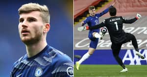 Timo Werner Is Compared To Ballon d'Or Winning Striker Despite Struggles At Chelsea
