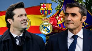 Barcelona Have Beaten Real Madrid To The Signing Of A New Striker
