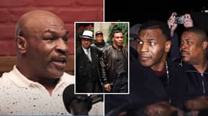 Mike Tyson Details The Exact Requirements To Join His Legendary Entourage