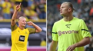 Borussia Dortmund Identify Premier League Striker As Erling Haaland's Potential Successor