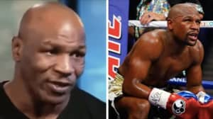 Mike Tyson Predicts How A Super-Fight With Him And Floyd Mayweather Would Play Out