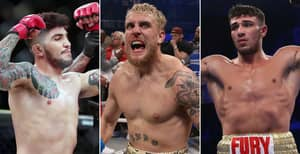 Dillon Danis And Tommy Fury Both Call Out Jake Paul After KO Of Ben Askren
