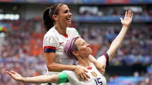 Alex Morgan And Megan Rapinoe React To US Women's Equal Pay Rejection